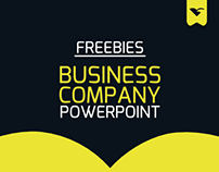 Freebies business company powerpoint template
