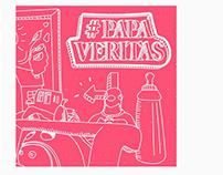 #PapáVeritas