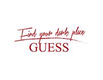 Guess Denim Campaign