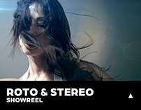 Roto and Stereo Showreel