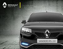 Renault Sandero RS CGI.