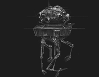 Imperical Probe Droid