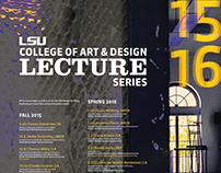 LSU COAD Lecture Series 2015/2016