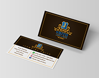 J.Smith Business Cards Year: 2017