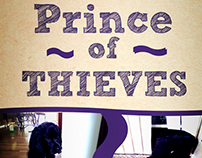 Prince of Thieves - Kindle Book Cover