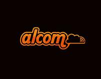 Alcom - The Brand Identity