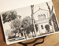 Ravenna Sketchbook