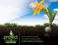 GE Project Plant-a-Bulb