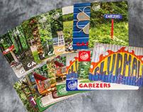 Kids Camp Postcards