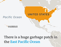 East Pacific garbage patch