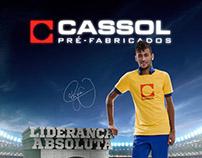 Campanha Cassol Neymar