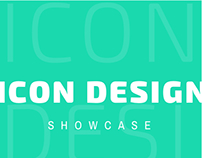 Icon Design Showcase