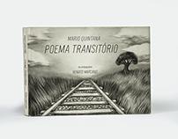 Livro Ilustrado Poema Transitório
