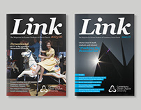 Link – Magazine Design