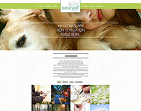 Naturalm Website