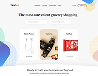 Shopping Website Inspiration