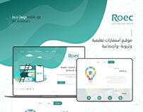 Roec website