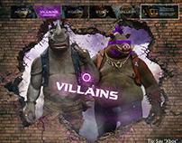 Paramount: Teenage Mutant Ninja Turtles 2 Xbox Takeover