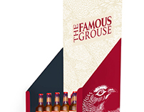 The Famous Grouse - Pattern design