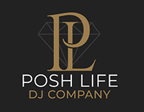 Posh Life | Logo