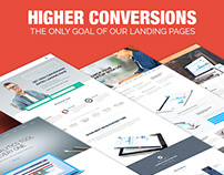 Startuprr - Conversion Optimized Landing Pages