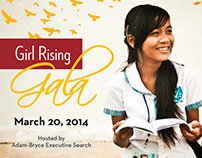 Event Materials—Girl Rising