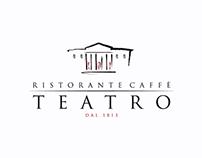 "Logotype for ""Ristorante Caffè Teatro"""