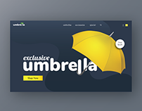 UI Web site design