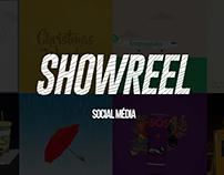 Showreel // Social Média