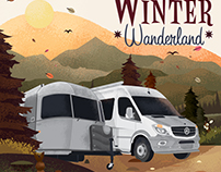 Airstream Holiday Campaign