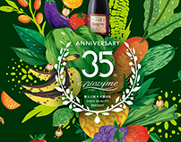 BIOZYME 35th ANNIVERSARY