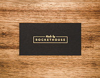 Rockethouse : Business Cards