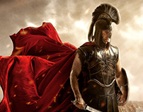 MAXIMUS - KEY ART MOVIE POSTERS