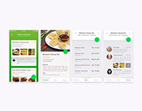 Food UI APPS