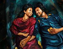 From the movie Kumblangi Nights.{Digital Painting}