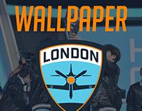 Wallpaper London Spitfire