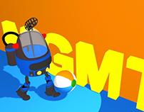 Demo reel 2014 animación
