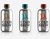 LA Cold Brew Packaging