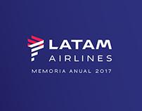 Memoria Anual 2017 | LATAM Airlines