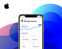 Apple Finance - Product Design Concept