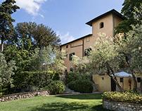Villa Il Poggiale Tuscany resort Ph. Andrea Vierucci
