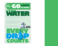 Go Green Poster Series