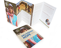 """About Us"" Information Brochure"