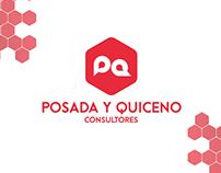 Posada y Quiceno - Brand Identity.
