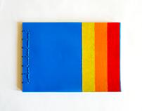 Blue Line Photobook