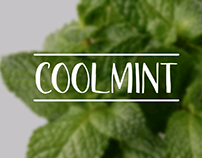 Coolmint font beta