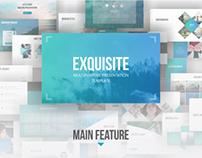 Exquisite Multipurpose Presentation Template