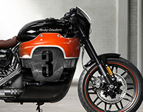 H-D Roadster by Jakusa Design