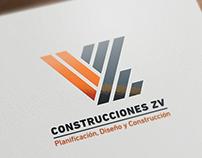 Construcciones ZV - Re-Branding