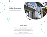 Cuento Coworking | Redesign